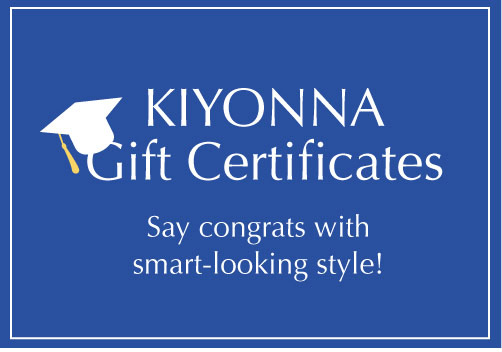 Gift Certificates for Plus Size Clothing