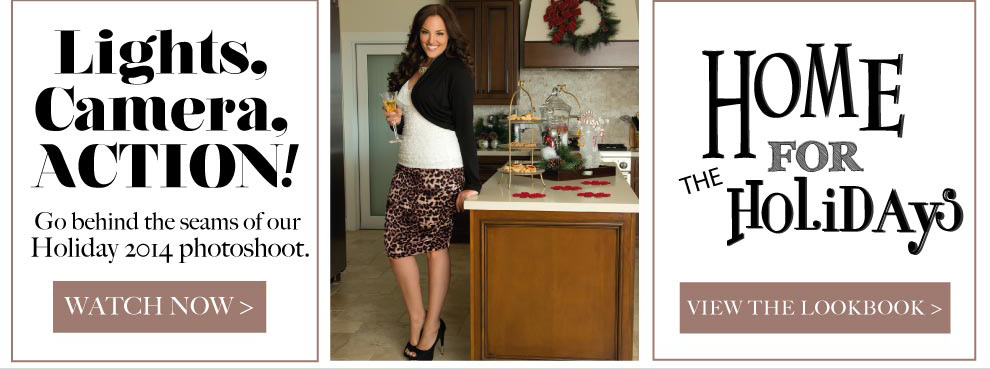 Kiyonna Holiday Lookbook and Video