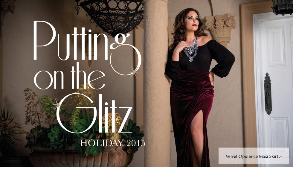 Plus Size Holiday 2015 Collection | Kiyonna