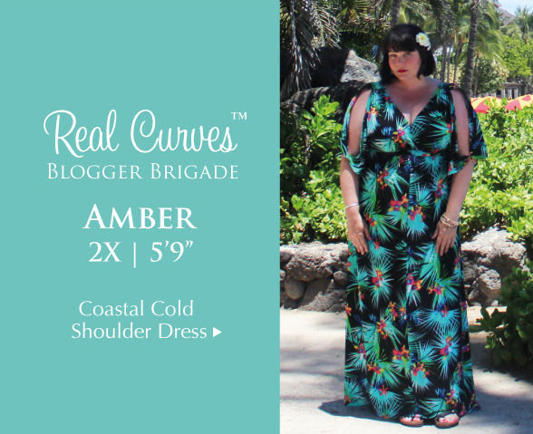 Real Curves Blogger Brigade