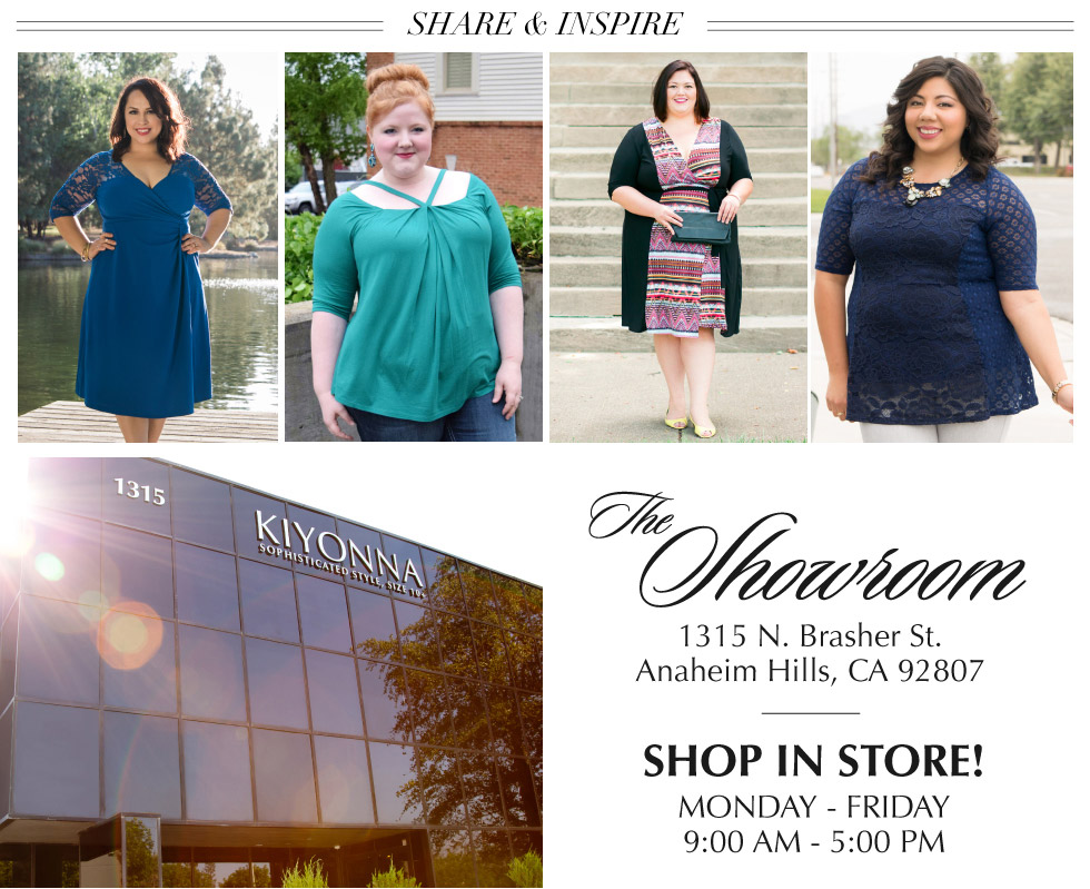 Plus Size Clothing Stores in California