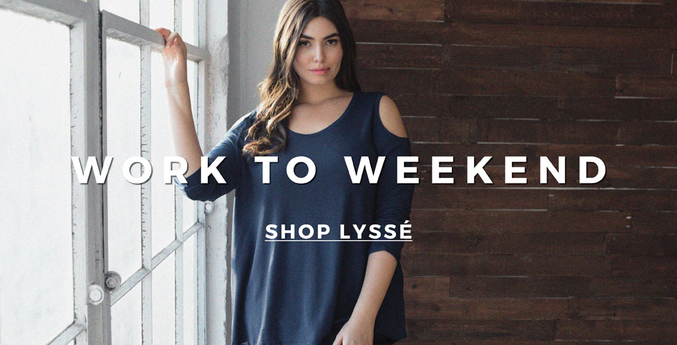 plus size clothing by Lysse