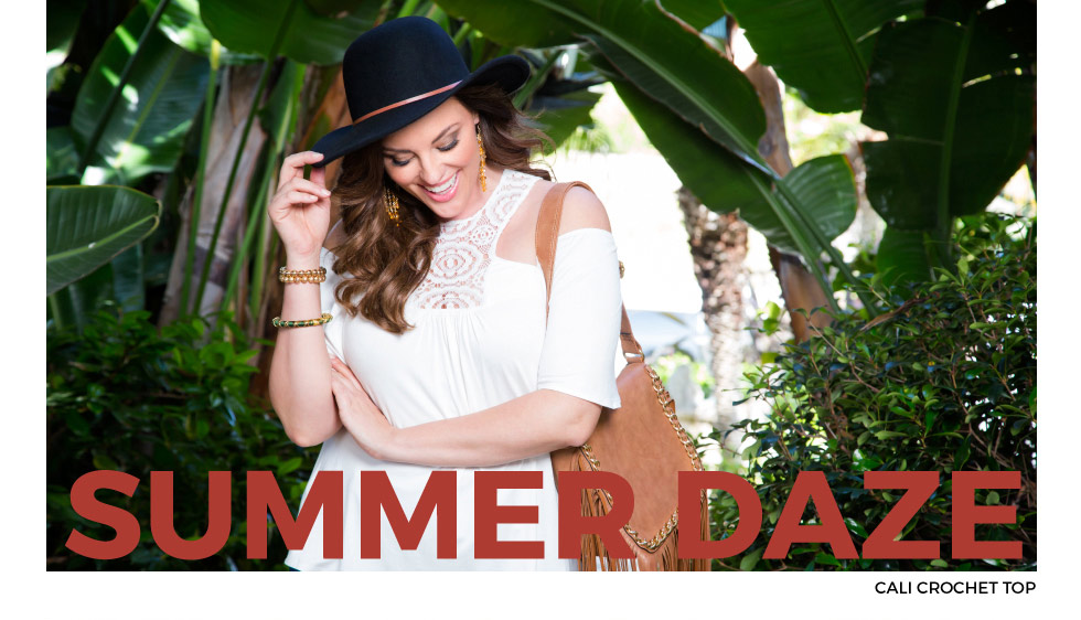 Plus Size Summer Styles for 2016 | Kiyonna