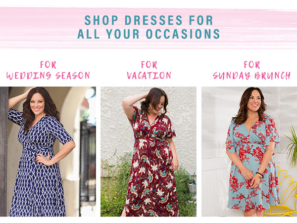 Shop Dresses For All Your Occasions