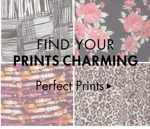 Plus Size Clothing in prints