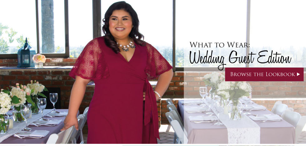 What to Wear: Wedding Guest Edition | Browse the Lookbook
