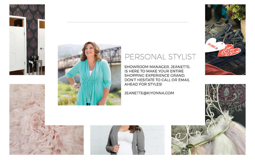 Personal Stylist for Plus size Women