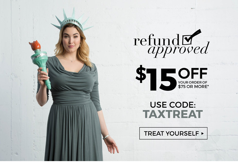 Plus size clothing deals for Kiyonna