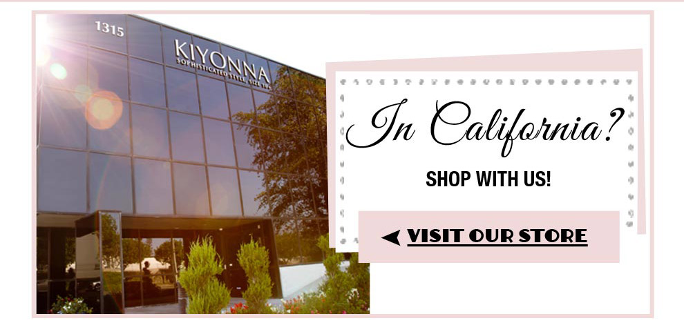 Shop at the Kiyonna's Showroom