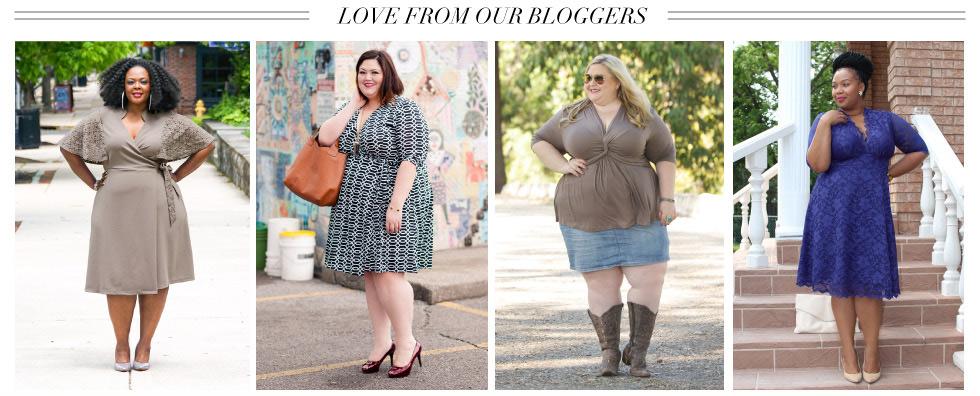 Plus Size Bloggers