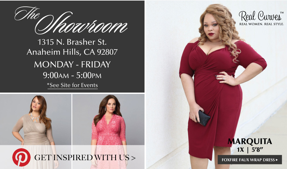 Plus Size Clothing Store in Orange County California