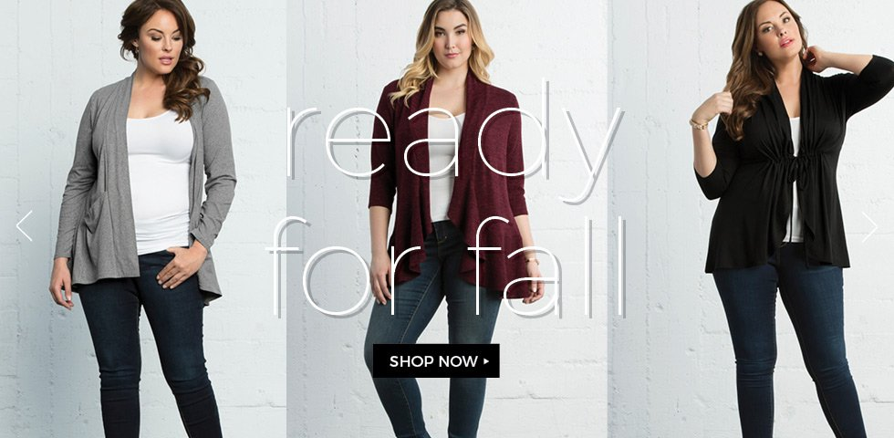 womens plus size clothing for fall