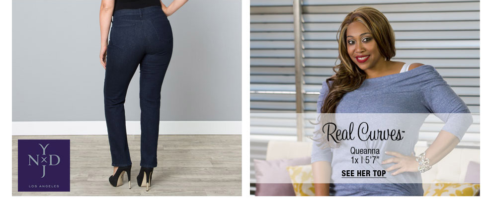 plus size clothing nydj and real curves