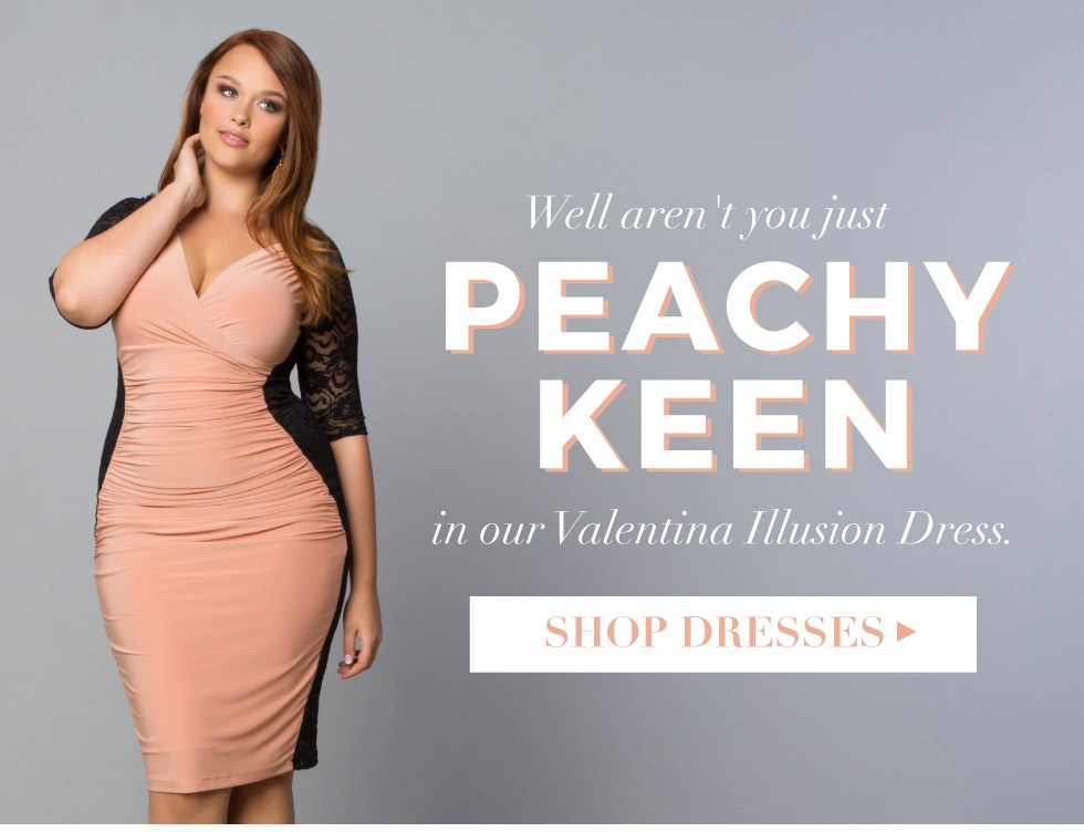 Plus Size Cocktail Dresses for Special Occasion