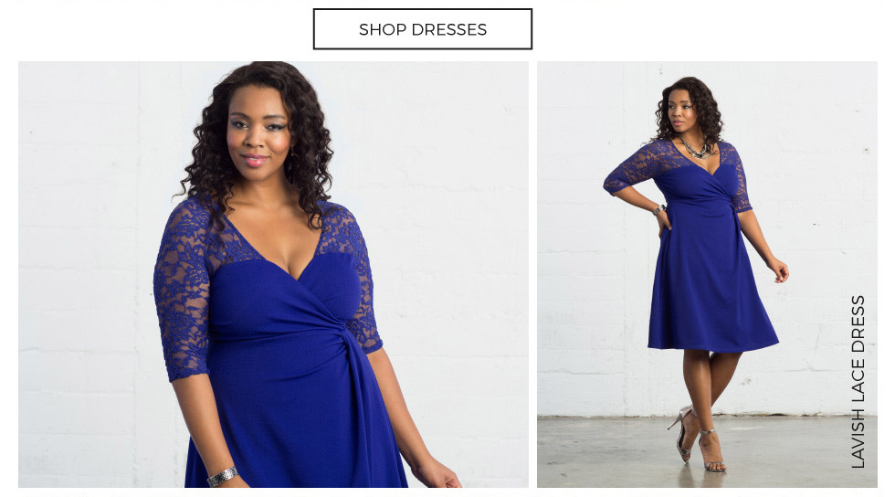 Lightweight Plus size dresses for summer