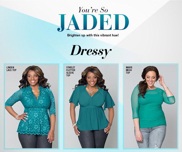 Plus Size Jade Clothing