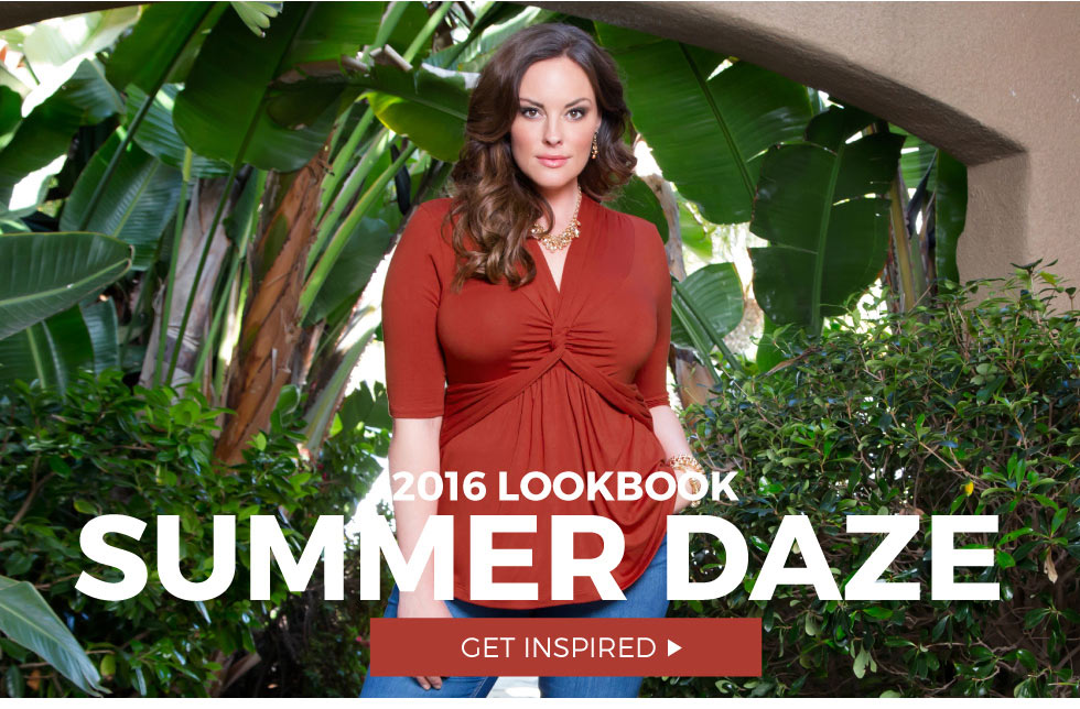 Plus Size Clothing for Summer