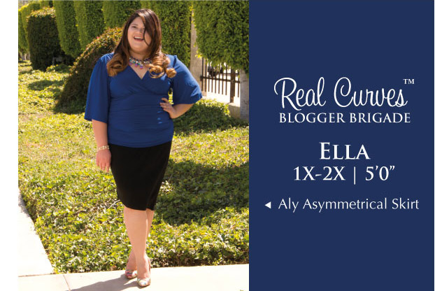 Real Curves | Plus Size Trendy Skirts