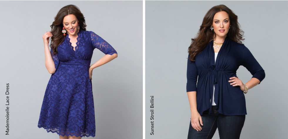 Plus Size Dresses for Holiday Parties