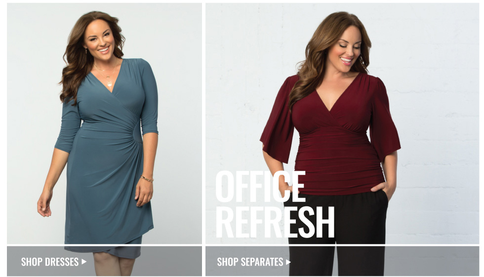 Plus Size Dresses for Work