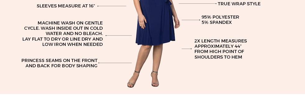 Dresses for plus size women