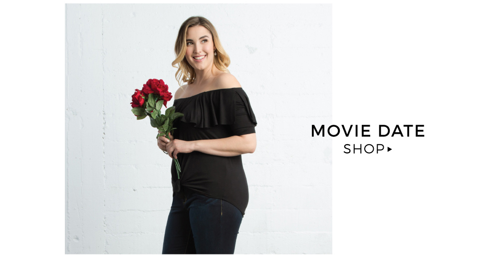 Plus size outfits for valentine's day