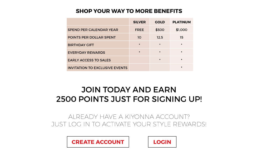 Shop your way to more benefits