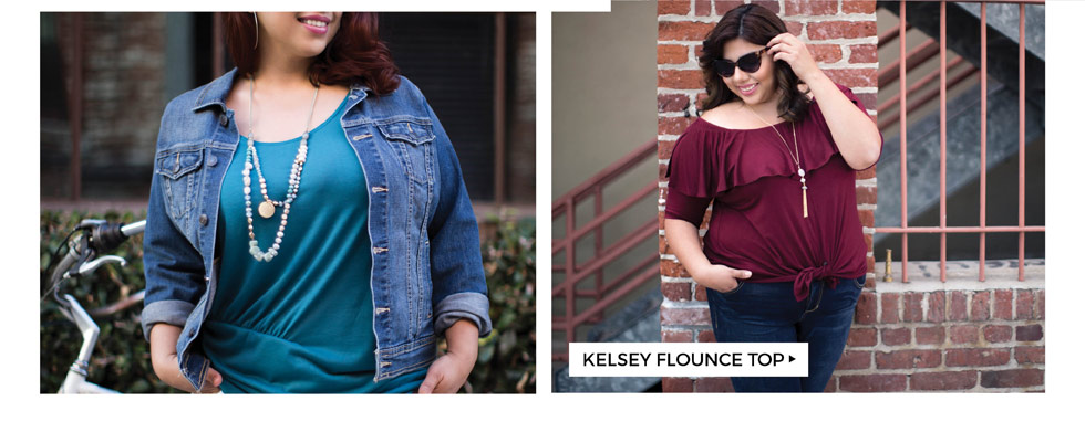 Plus Size Womens tops