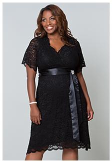 e32b5dd0ebb3 What Dress To Wear Plus Size Wedding Guest - Kiyonna Plus Size ...