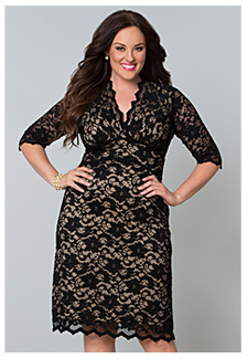 Wedding Guest Dresses for Plus Size Beauties - Behind the Seams