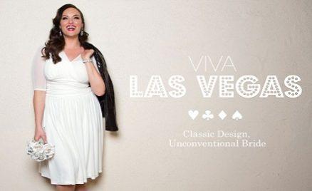 Plus Size Bridal Style Vegas