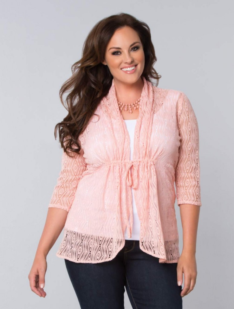 Bohemian Crochet Bellini in Blushing Pink for Breast Cancer Angels