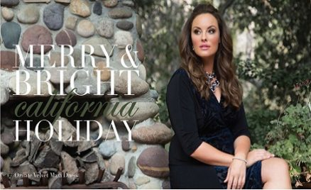 Plus Size Holiday Lookbook 2016