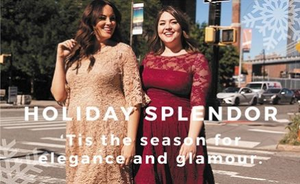 Plus Size Holiday Lookbook 2018