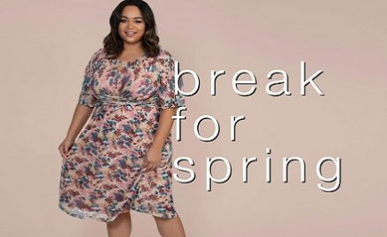 Plus Size Spring Styles