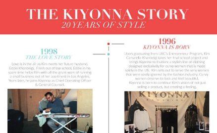 The Kiyonna Story