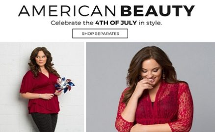 Plus Size 4th of July Styles