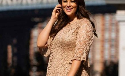 Glam Up With Plus Size Gold Dresses