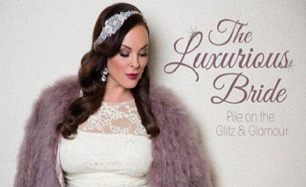 Plus Size Bridal Style Glam