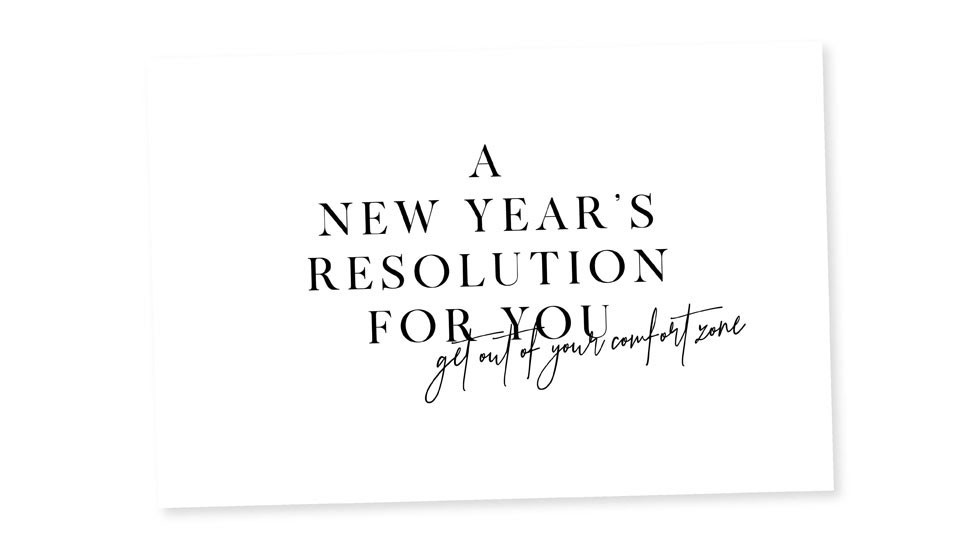 5 Style Resolutions You'll Love