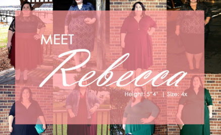 Rebecca – The Plus Side of Me