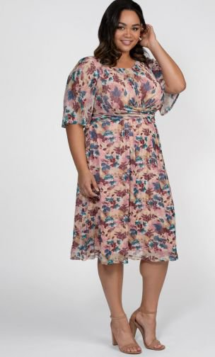 Plus Size Easter Outfits - Behind the Seams
