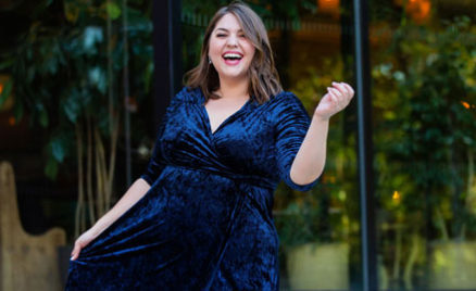 A Toast To Plus Size Holiday Dresses