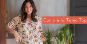Our Camarella Tunic Top is perfect for work wear