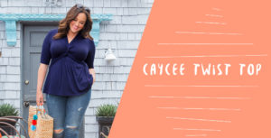 Plus size summer styles that keep you cool in the heat are a must!