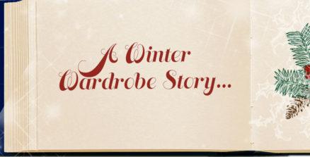 A Winter Wardrobe Story