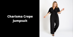 Plus Valentine's Day Dresses shouldn't be your only option! Consider a playful jumpsuit!