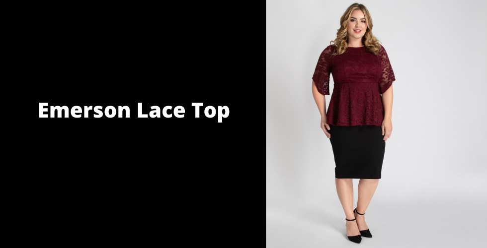 Valentine's Day is the perfect day to flaunt some lace. Our Emerson Lace Top will be the perfect style to celebrate in!