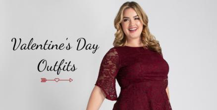 Plus Valentine's Day Dresses & Beyond