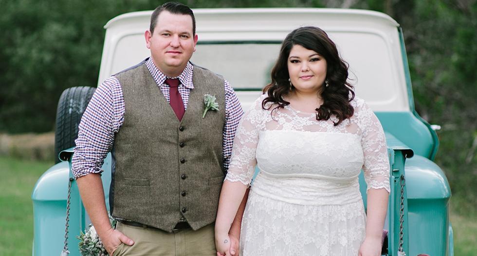 Alexandra and Kanes' Wedding